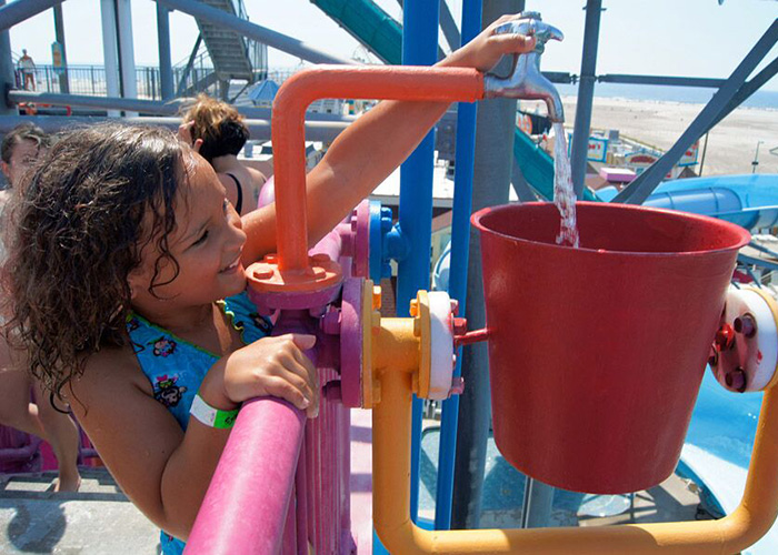 Hydro Zone | Splash Zone Water Park | Jersey Shore Water Park | Wildwood, NJ